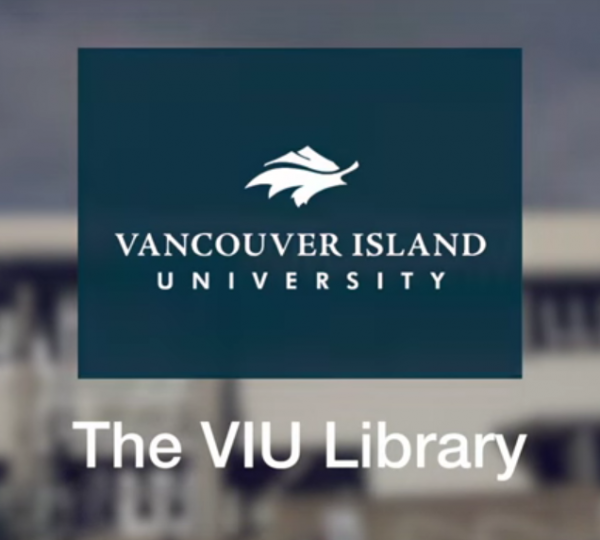 VIU Library Video